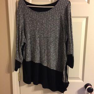 Fall sweater/Rayon. Worn once.